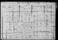 Image of Elizabeth Arsenault in household of Lemelle S Arsenault, United States Census, 1910